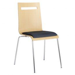 Konferenční židle ANTARES Elsi TC černá