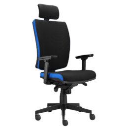 Kancelářská židle ALBA Lara VIP PDH XXL nosnost 150 kg, záruka 5 let
