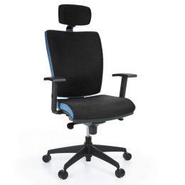 Kancelářská židle MULTISED 391AB PDH nosnost 140 kg