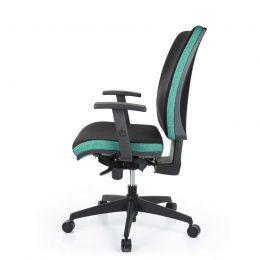 Kancelářská židle MULTISED 391AB nosnost 140 kg bok