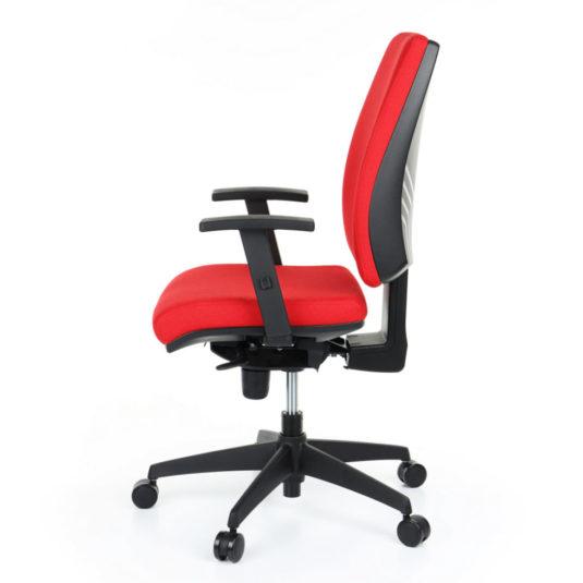 Kancelářská židle MULTISED 392AB nosnost 140 kg bok
