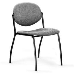 Konferenční židle ALBA Wendy šedá