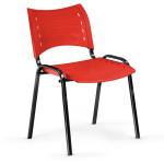 Konferenční židle Smart PN červená