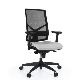 Kancelářská židle ANTARES 1850 SYN Omnia s područkami AR40 nosnost 130 kg