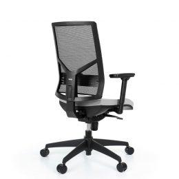 Kancelářská židle ANTARES 1850 SYN Omnia s područkami AR40 nosnost 130 kg zadek