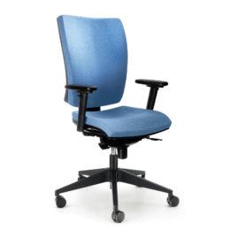 Kancelářská židle ANTARES 1580 SYN Gala PLUS s područkami AR08 nosnost 130 kg