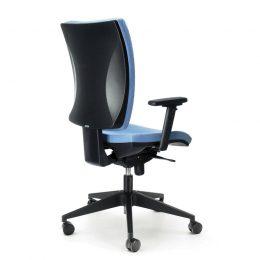Kancelářská židle ANTARES 1580 SYN Gala PLUS s područkami AR08 nosnost 130 kg zadek