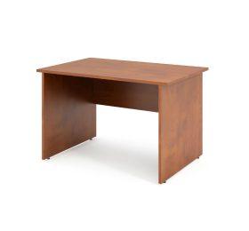 Psací stůl ERGO na deskové podnoži 120x80 cm