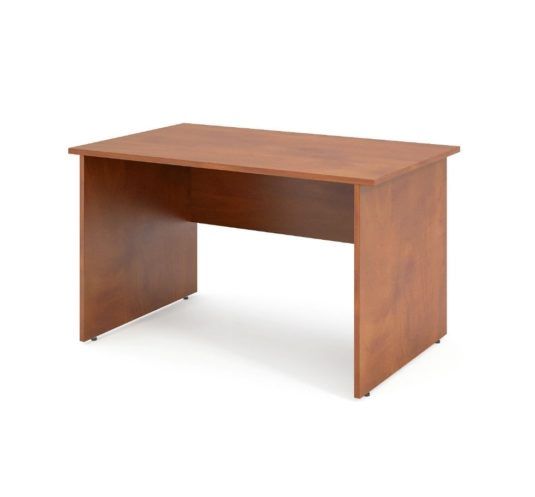 Psací stůl ERGO na deskové podnoži 130x80 cm