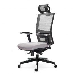 Kancelářská židle EMAGRA X5P s područkami 1B nosnost 130 kg