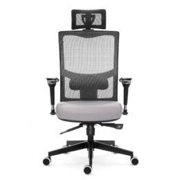 Kancelářská židle EMAGRA X5P s područkami 1B nosnost 130 kg předek