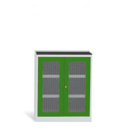 kovova-skrin-na-chemikalie-scht1b-2-police-stredni-zelena