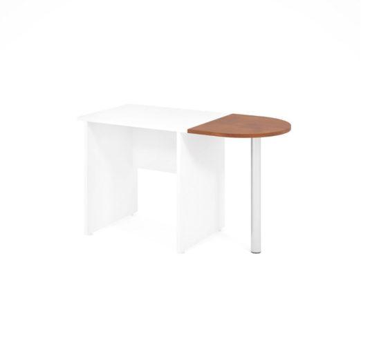 Jednací prvek LENZA včetně nohy pro stůl široký 60 cm