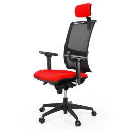 Kancelářská židle ALBA Lara NET PDH XXL nosnost 150 kg