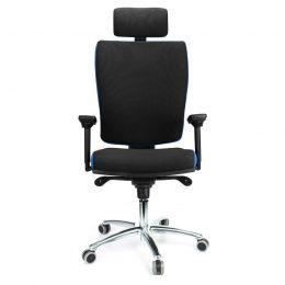 Kancelářská-židle-ALBA-Lara-VIP-PDH-XXL-s-područkami-nosnost-150-kg-předek