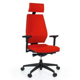 Kancelářská židle ANTARES 1870 SYN Motion PDH s područkami AR40 nosnost 130 kg