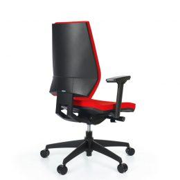 Kancelářská židle ANTARES 1870 SYN Motion s područkami AR40 nosnost 130 kg zadek