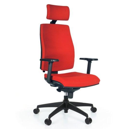 Kancelářská židle ANTARES 1880 SYN Armin PDH s područkami AR40 nosnost 130 kg