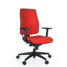 Kancelářská židle ANTARES 1880 SYN Armin s područkami AR40 nosnost 130 kg