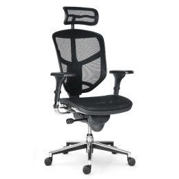 Kancelářská židle ANTARES Enjoy nosnost 130 kg