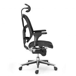 Kancelářská židle ANTARES Enjoy nosnost 130 kg bok
