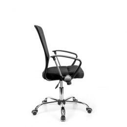 Kancelářská-židle-BASIC-s-područkami-bok