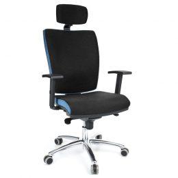 Kancelářská židle INFINIT AS Ned PDH XXL nosnost 150 kg