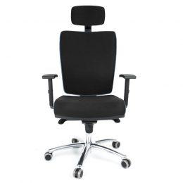 Kancelářská židle INFINIT AS Ned PDH XXL nosnost 150 kg předek
