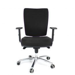 Kancelářská židle INFINIT AS Ned XXL nosnost 150 kg předek