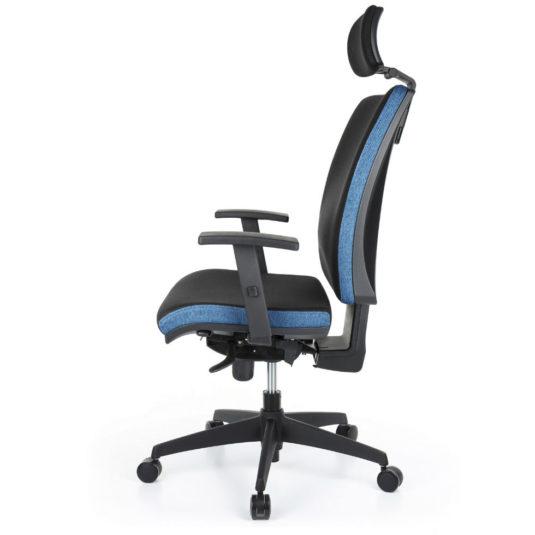 Kancelářská židle MULTISED 391AB PDH nosnost 140 kg bok