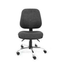 Kancelářská židle MULTISED Antistatic EGB 010 nosnost 130 kg předek
