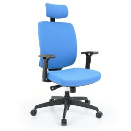 Kancelářská židle MULTISED Friemd BZJ 399 PDH s područkami nosnost 130 kg