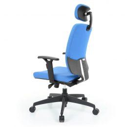 Kancelářská židle MULTISED Friemd BZJ 399 PDH s područkami nosnost 130 kg zadek