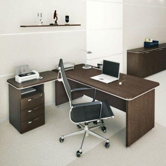 Kancelářská sestava SKA 04 wenge