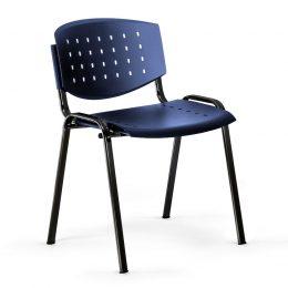 Konferenční židle Layer N modrá